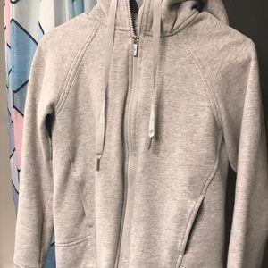 Lululemon grey hoodie